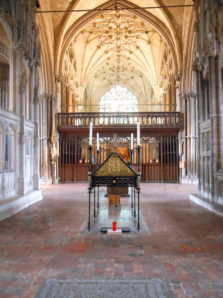 St Swithun Winchester