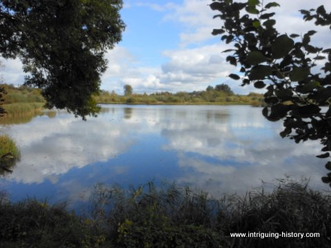 Norman Reservoir at Alresford