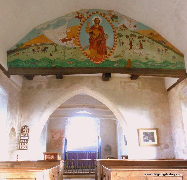 St Hubert's Church Idsworth