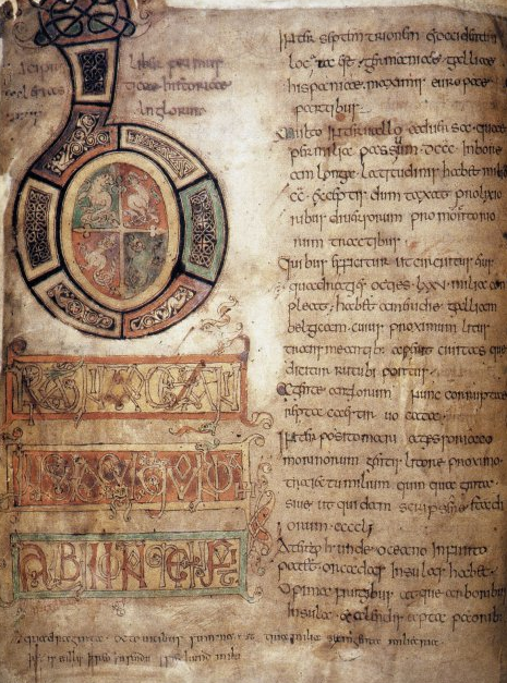 ecclesiastical history of the english people essay Bede's latin ecclesiastical history of the english people refers collectively to the people as gens anglorum, which in the vernacular translation.