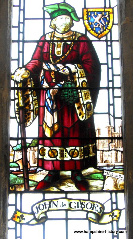 John de Gisors Portsmouth