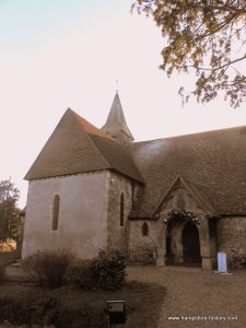 Hayling Priory St Peter's