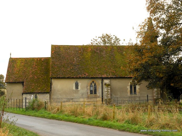 Church at Hartley Mauditt