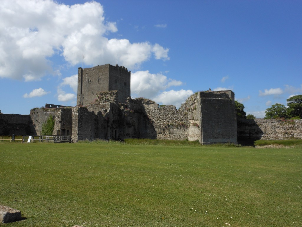 Portchester Castle Prison