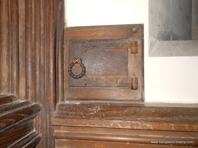 Hampshire church treasure Ashe