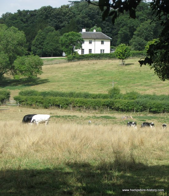Jane Austen in Steventon