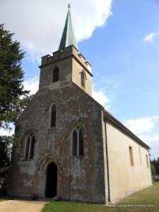 St Nicholas Church Steventon