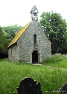 St Bartholemew's Church Botley