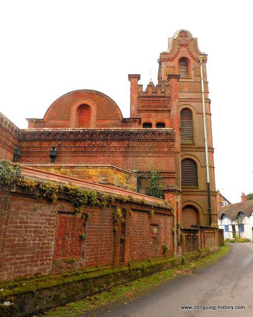 Massey's Folly Farringdon
