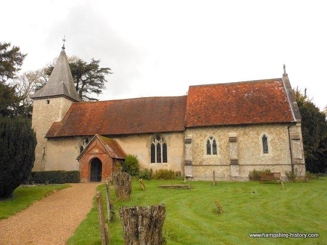 Farringdon Church