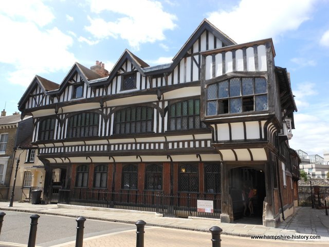 The Tudor House Southampton