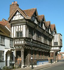 Tudor House Southampton Hampshire