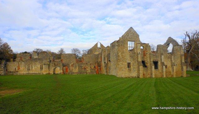 Netley Abbey Cistercian Monastery