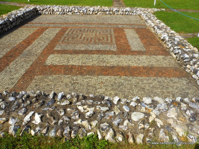 Rockbourne Roman Villa