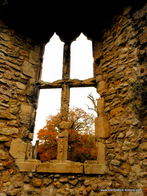 Netley Abbey Hampshire
