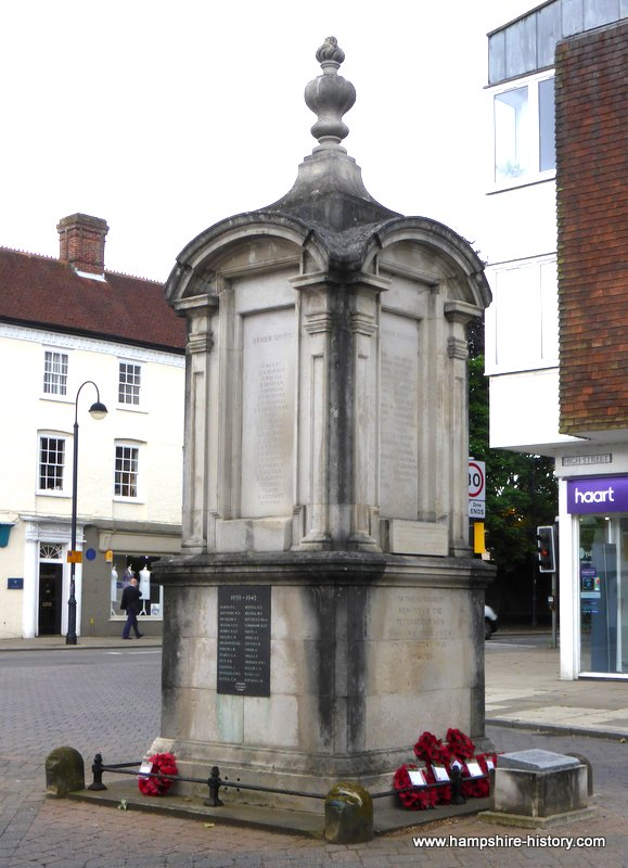 Petersfield War Memorial