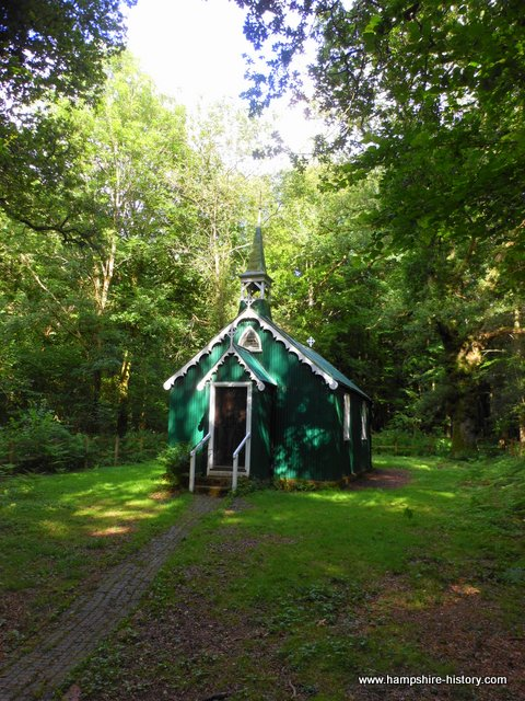 Church in the Woods Bramdean Common