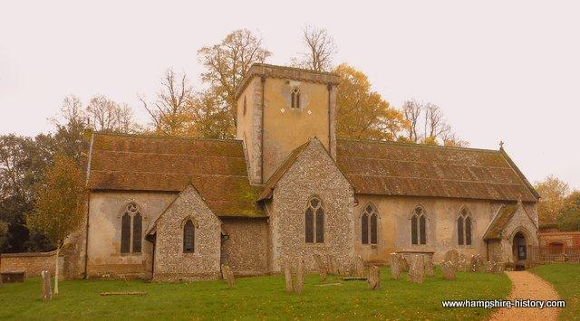 St Mary's Church Amport
