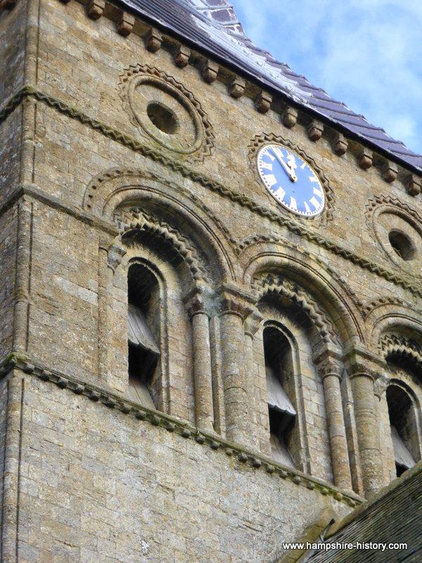 All Saints church East Meon