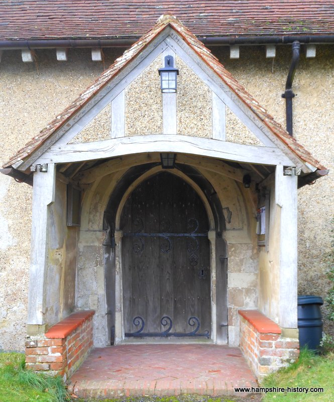 West Worldham Church