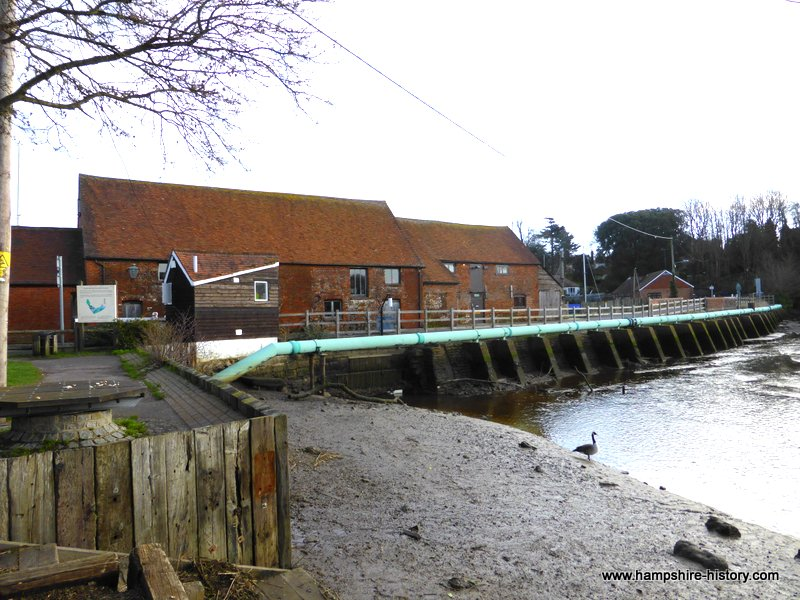 Eling Tide Mill