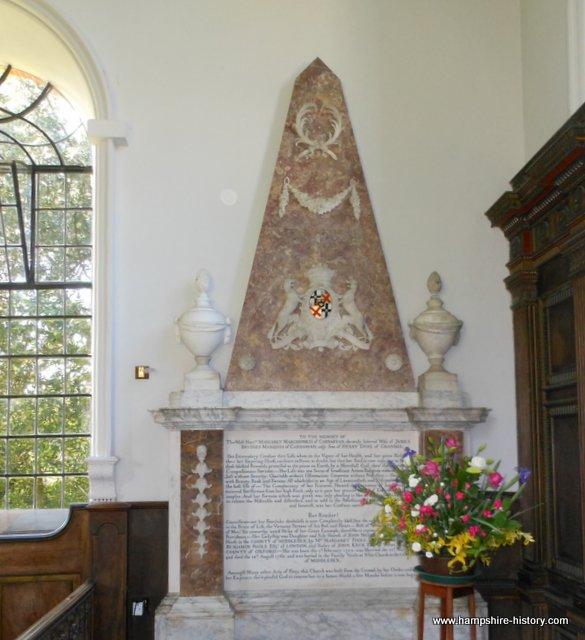 St Mary's Church Avington