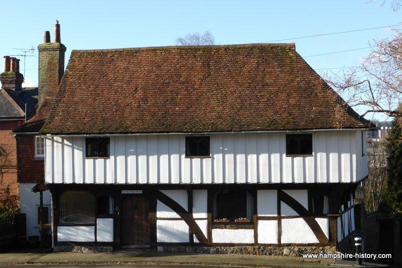 Old Blue Boar Inn Winchester