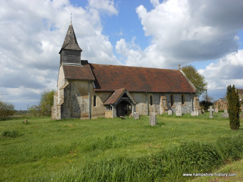St Peter ad Vincula Church Colemore
