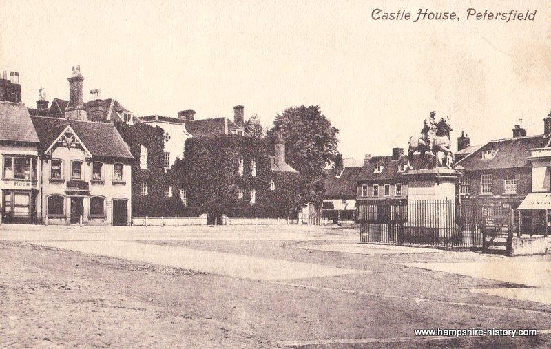 Castle House Petersfield
