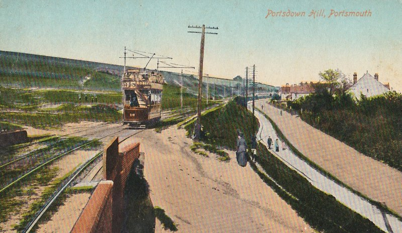 Portsdown Hill Trams