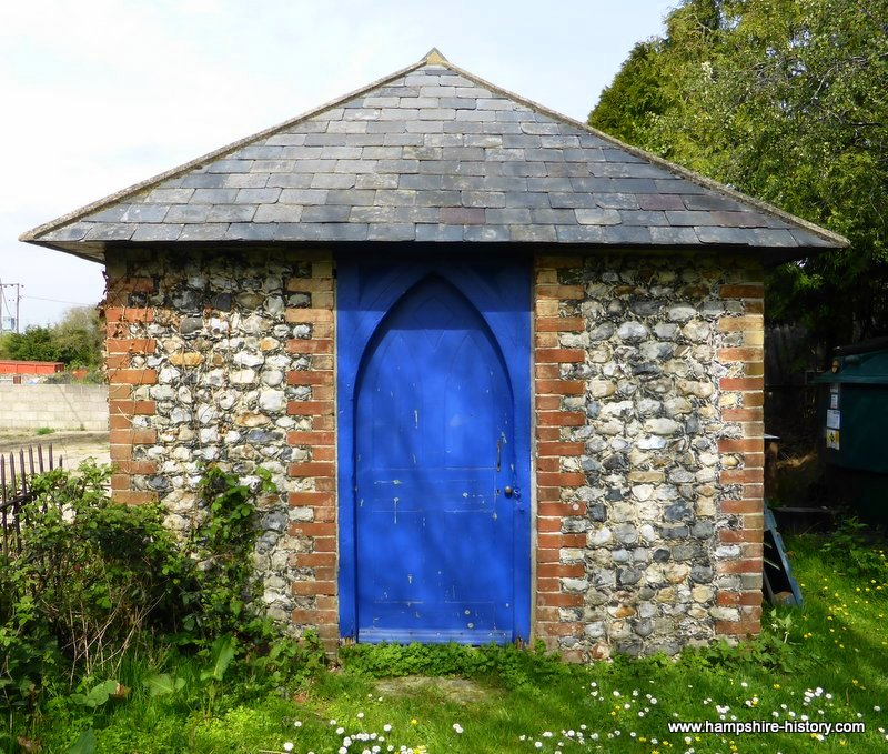 Warblington Church Watch Hut