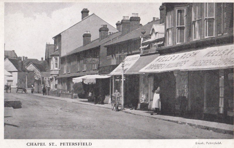 Chapel St Petersfield