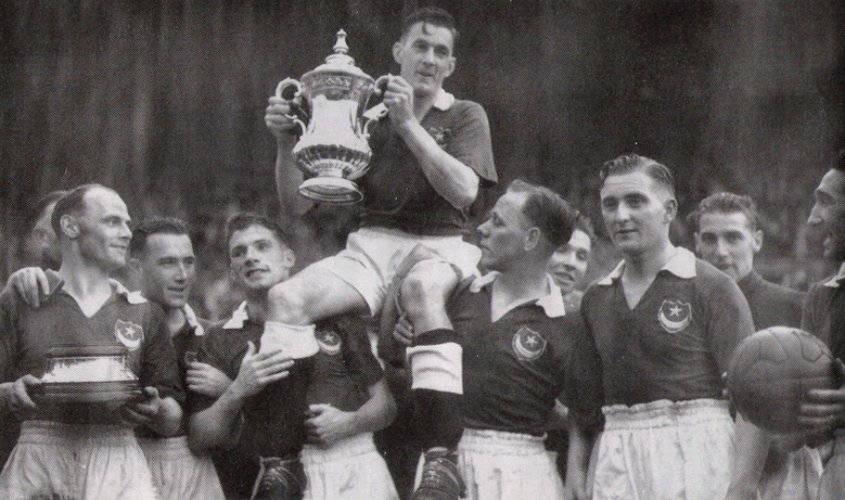 The FA Cup in Hampshire