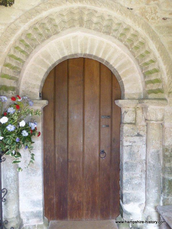 St Nicholas Church Brockenhurst