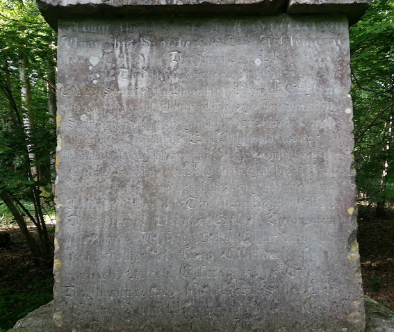 The Weathered Inscription