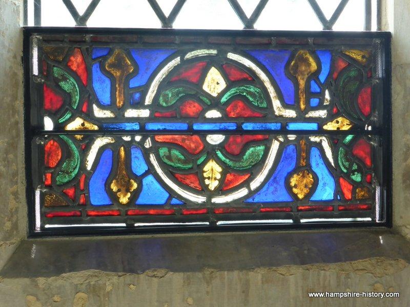 Grateley church
