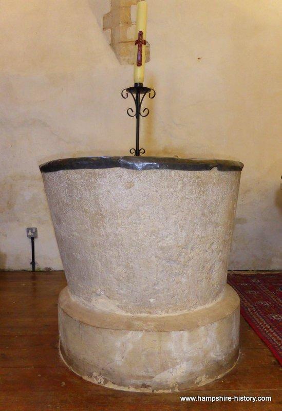 St Nicholas Church Boarhunt