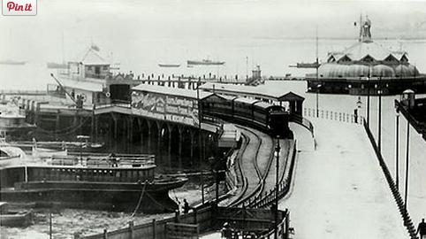 Southampton Pier Hampshire History