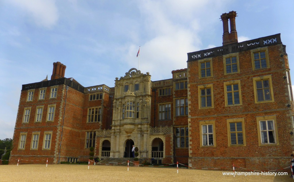 Bramshill House Hampshire