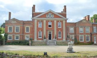 Warbrook House and John James