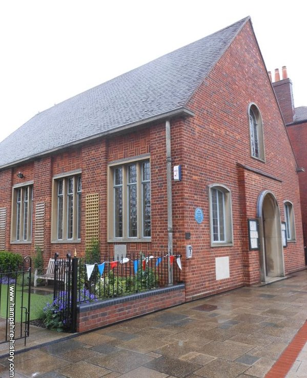 Unitarian Chapel Old Portsmouth Hampshire History