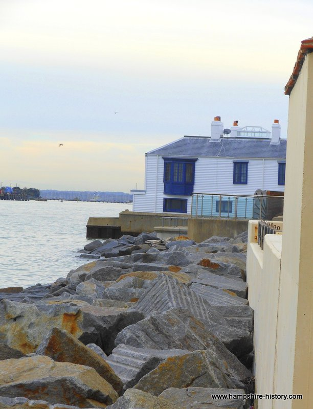 Quebec House Old Portsmouth Hampshire