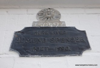 Edmund Spenser in Alton?