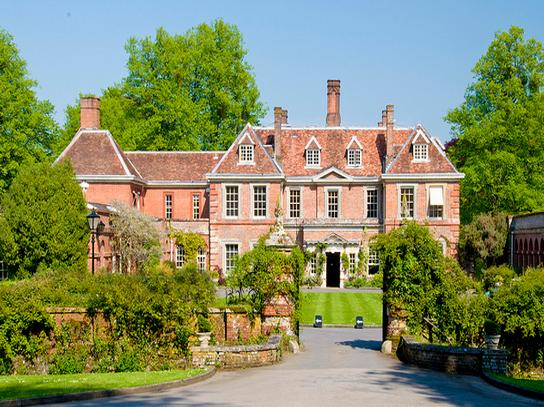 Lainston House Hampshire