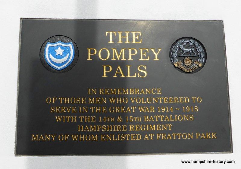 Pompey Pals Portsmouth
