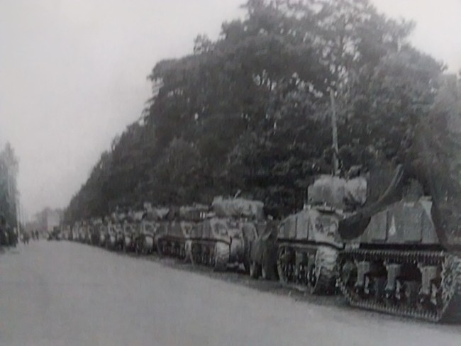 build-up to d-day june 1944