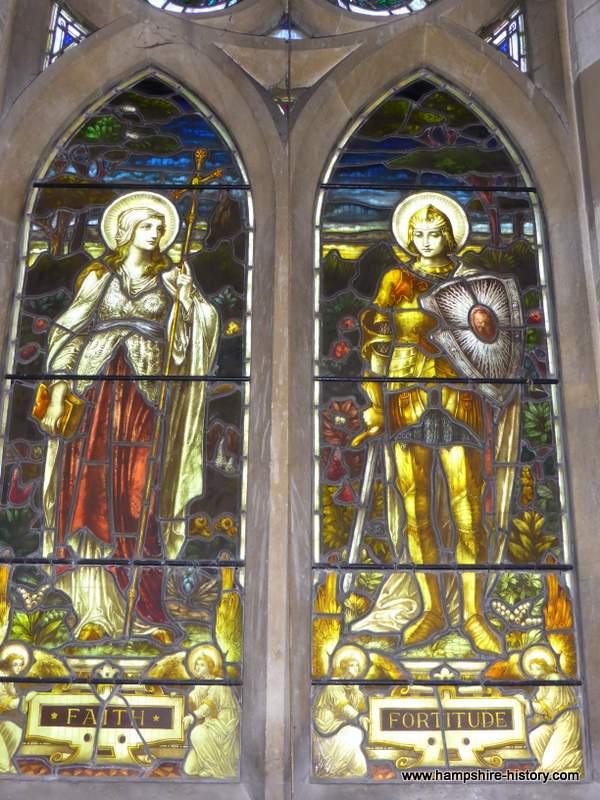 Blackmoor church images