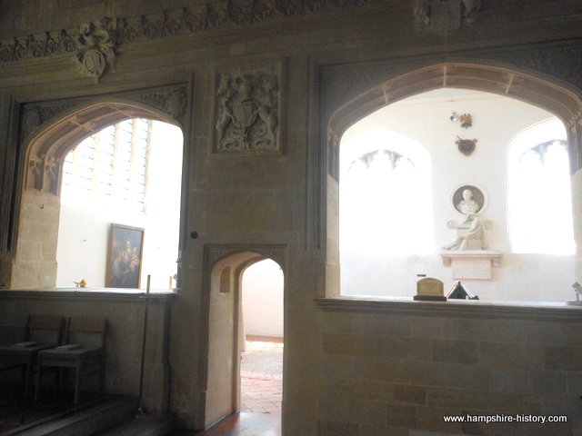 Elizabethan Period Hampshire