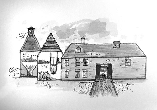 Isington Mill
